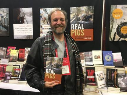 Brad Weiss, author of Real Pigs