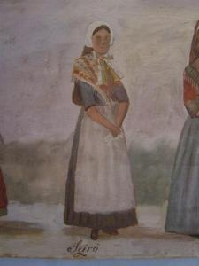 Sejerødragten fra Læsømuseum