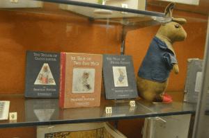 Beatrix-Potters-første-børnebøger-om-Peter-Rabibit-og-venner
