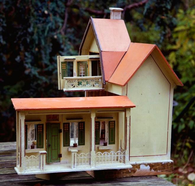 Gottschalk hus med såkaldt rødt tag model 2135 se sidde 79 bog