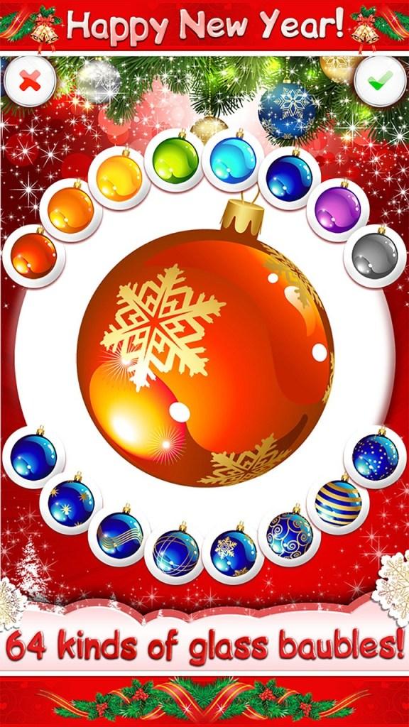 Xmas Tree! Christmas kids game - Screen 2