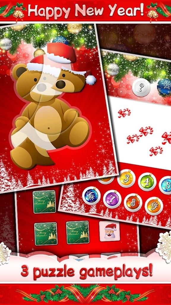 Xmas Tree! Christmas kids game 6