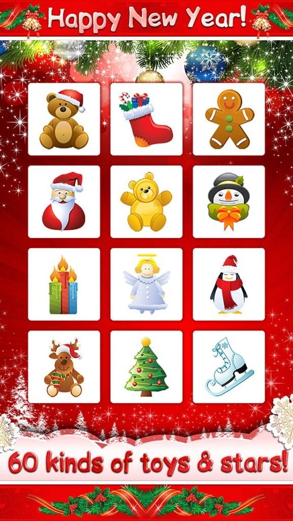 Xmas Tree! Christmas kids game - Screen 4