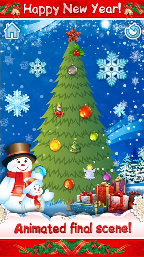 Xmas Tree! Christmas kids game - Screen 5