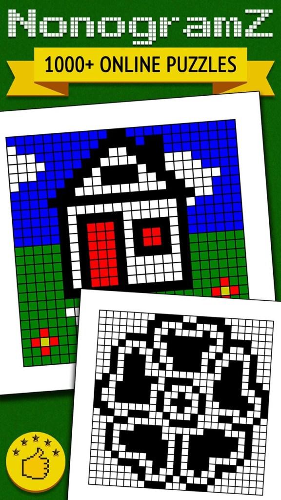 NonogramZ: 1000+ online puzzles 7