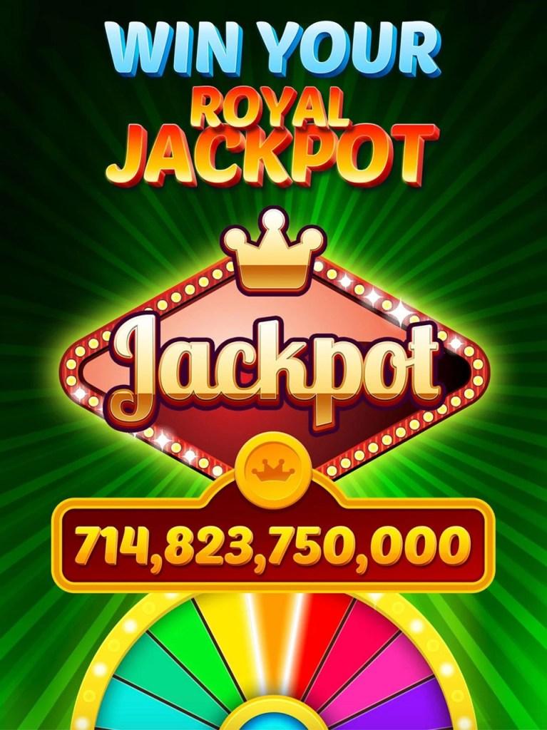 Royal Casino Free Slots Screenshot 3