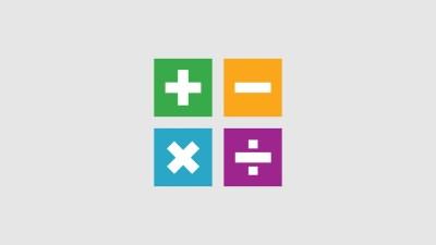 Just Math – Math for kids