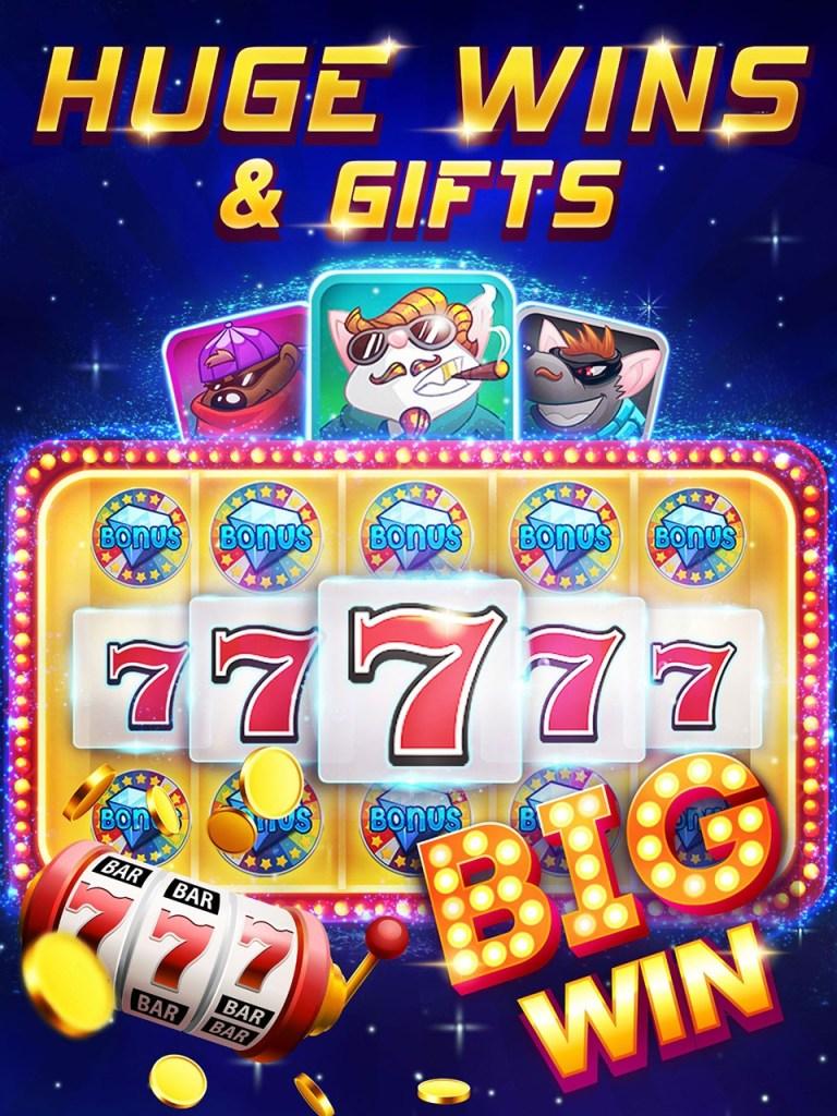 VIP Slots Club - Free Casino Slot Machines Screenshot - Big Win