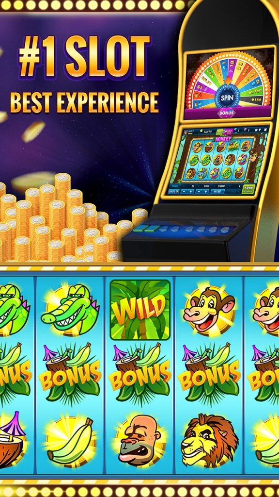 Crazy Monkey Slot Machine S1