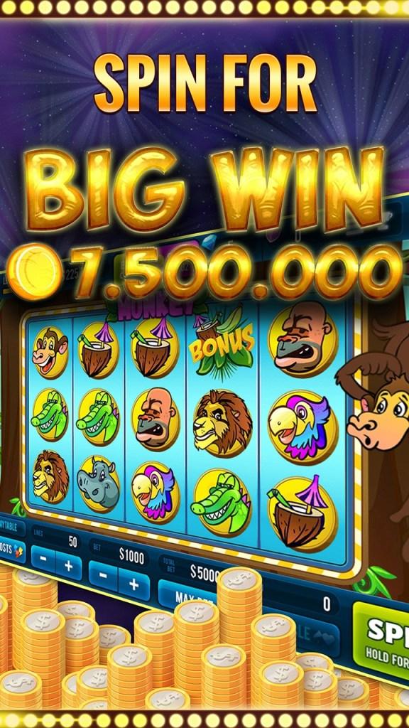 Crazy Monkey Slot Machine 6