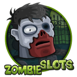 Zombie Slot Machine Icon