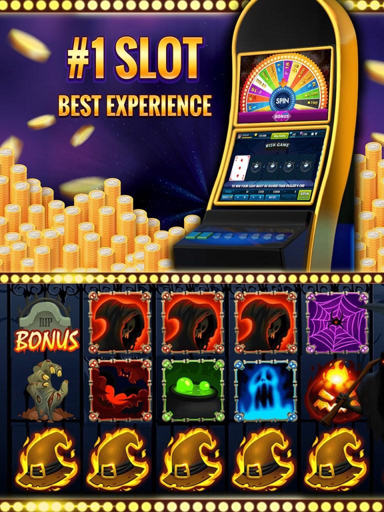 Halloween Slot Event - Free Casino Game 1