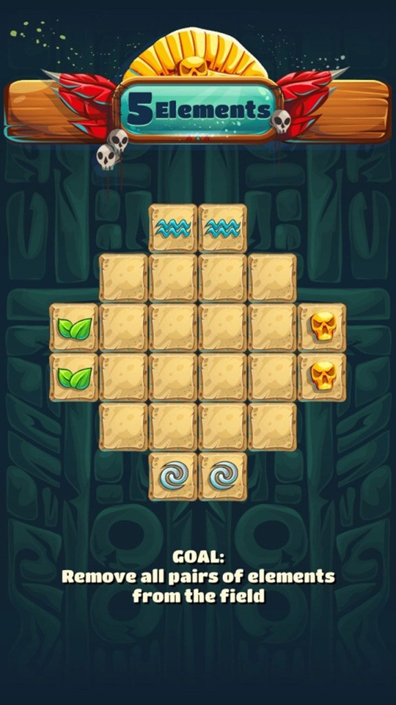 5 Elements: Match 2 Puzzle Screen 2