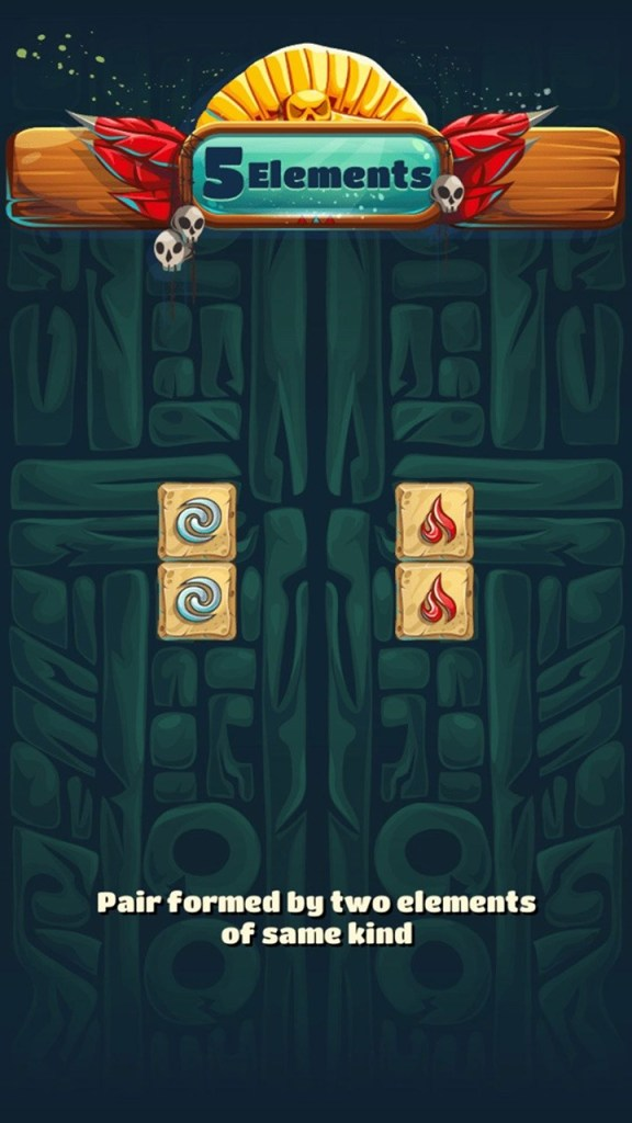 5 Elements: Match 2 Puzzle Screen 3