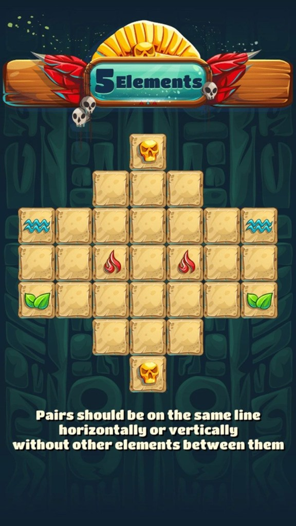 5 Elements: Match 2 Puzzle Screen 4