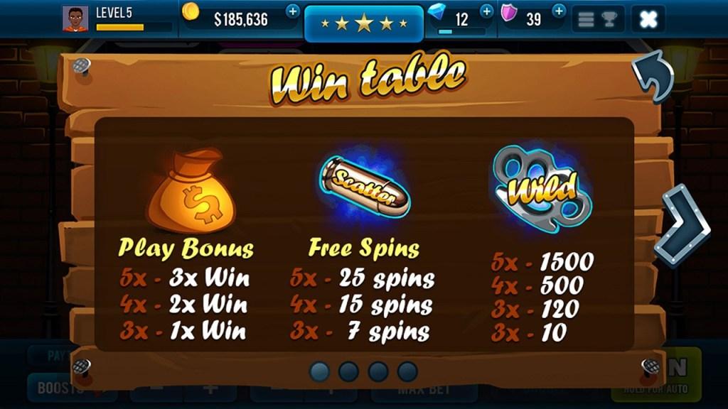 Mafioso Casino Slots S4