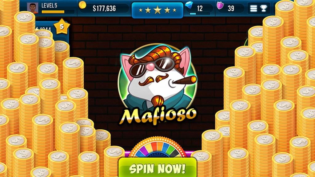 Mafioso Casino Slots 9