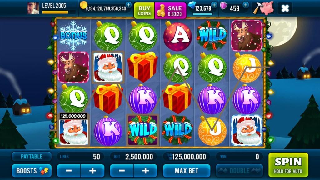 Rich Santa Slots #1