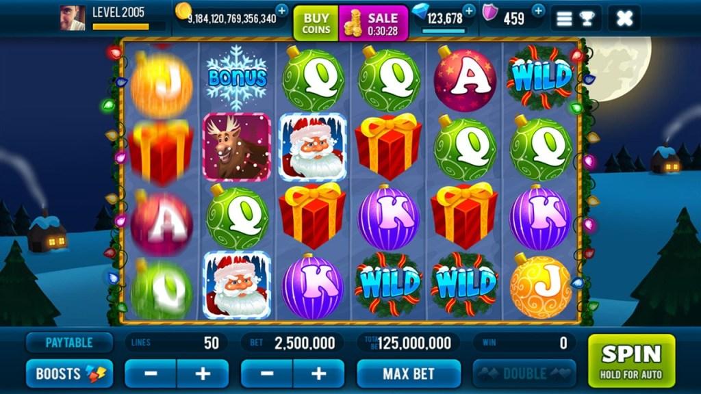 Rich Santa Slots #2