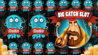 Big Catch Slots – Free Casino Game