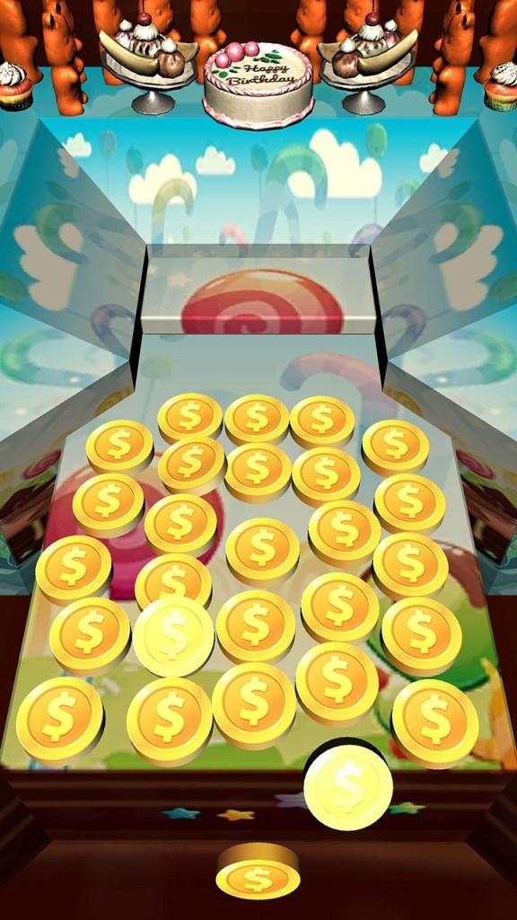 Candy Coins Dozer Screenshot 1