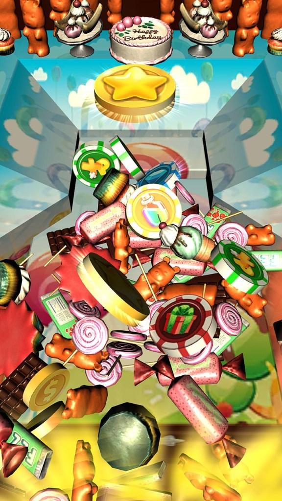 Candy Coins Dozer Screenshot 5