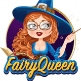 Icon: Fairy Queen Slots & Jackpots