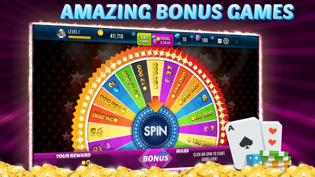 3 Pink Jackpot Diamonds Slots Screenshot 2