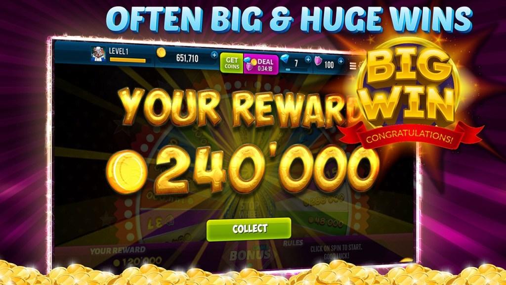 3 Pink Jackpot Diamonds Slots Screenshot 4