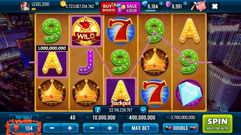 Fortune in Vegas Jackpot Slots #2