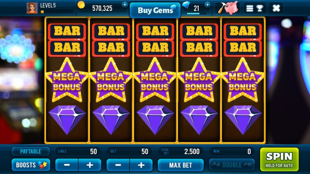 Lucky Spin Slots - Huge Wins Casino Game #1