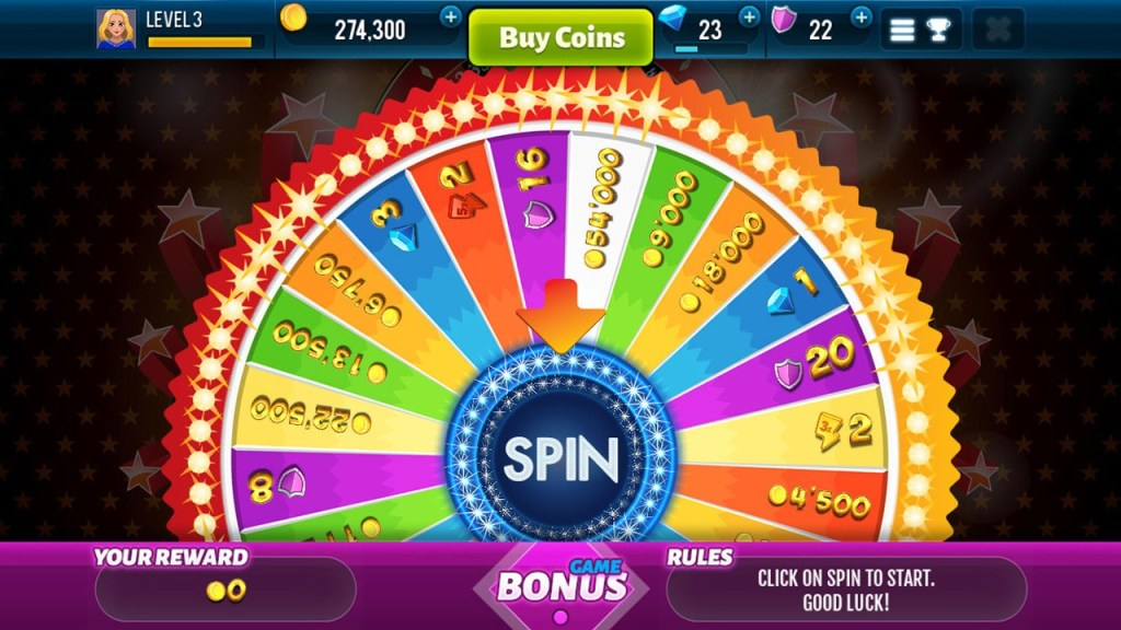 Golden Bars Slots Screen 3