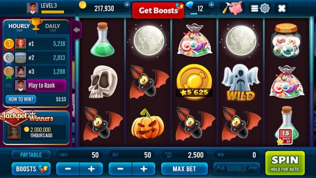 Halloween Jackpot Win Slots 6
