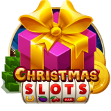 Happy Christmas Slot Machines App Icon