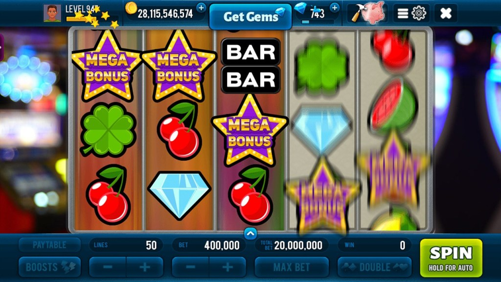 Luck and Win Slots - Free Casino Game - Screen 1