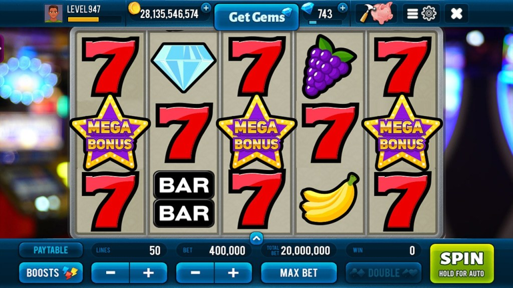 Luck and Win Slots - Free Casino Game - Screen 2