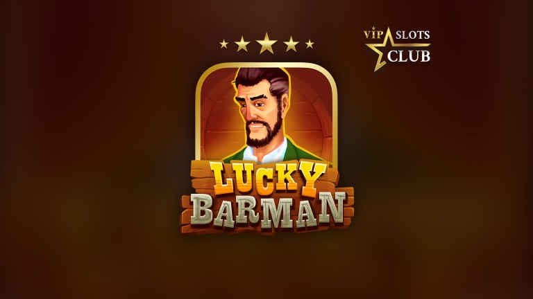 Lucky Barman Free Slots Casino Game