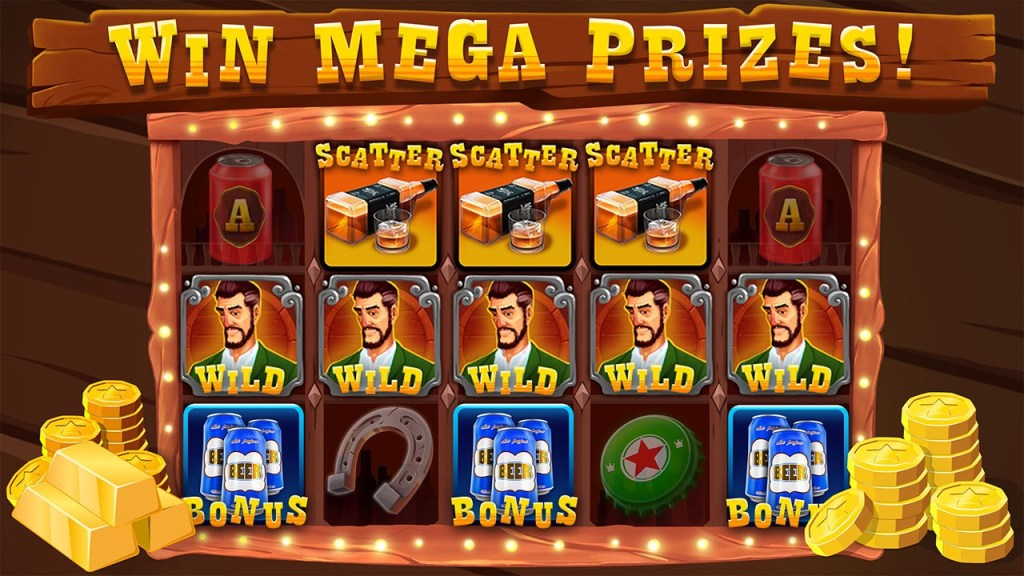 Lucky Barman Free Slots Casino Game Screen 4