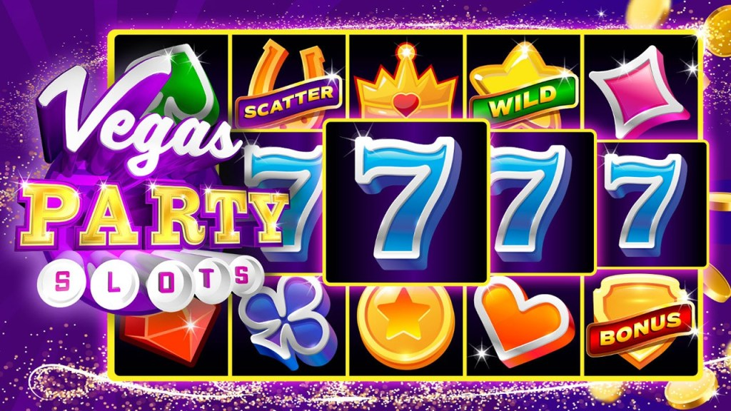 Vegas Party Slots 4