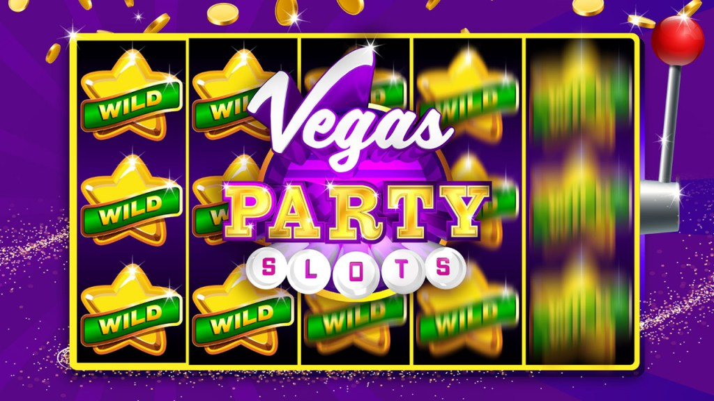 Vegas Party Slots 6