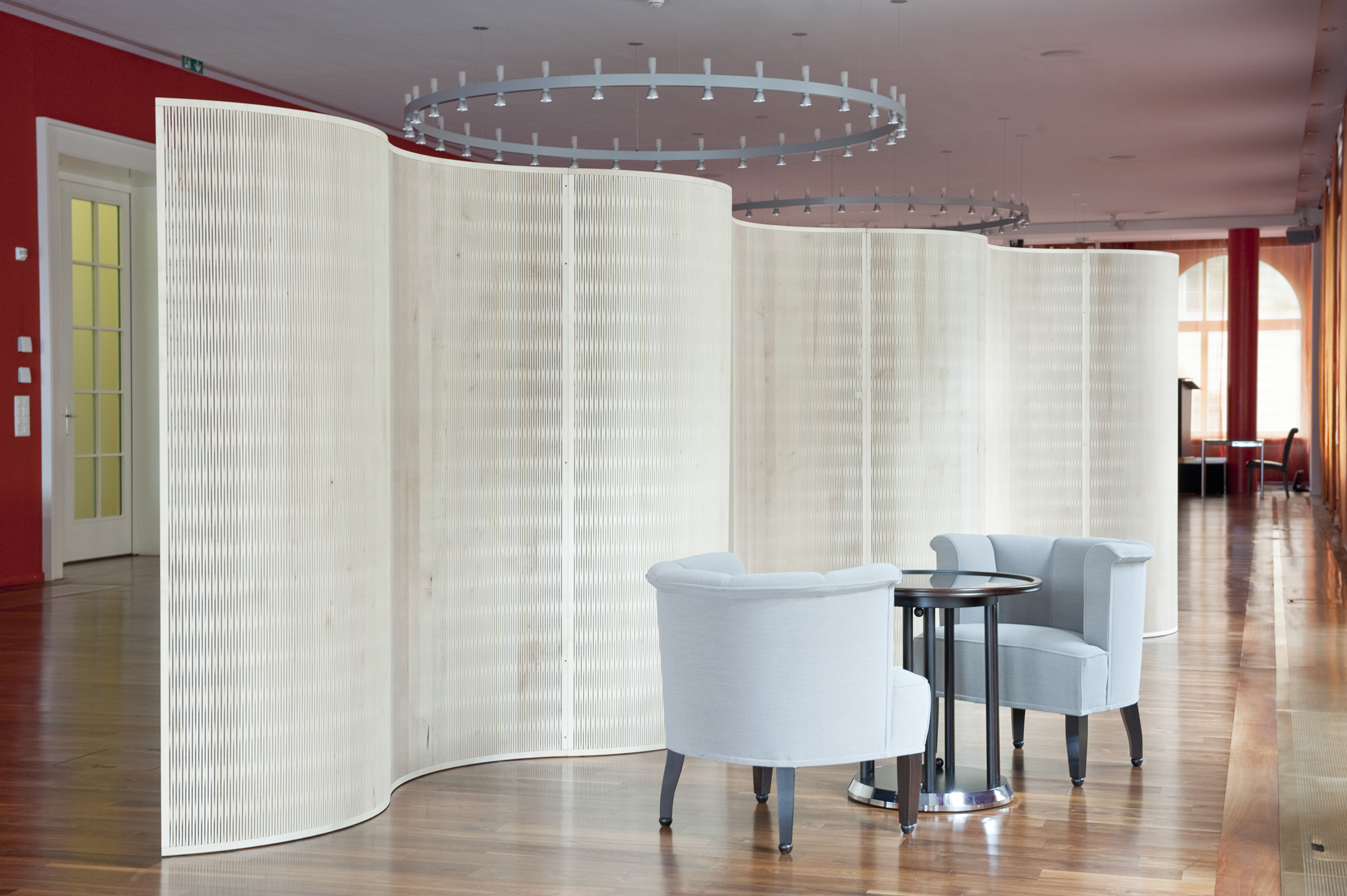Dukta Partition Walls