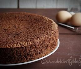 Blat de tort cu cacao