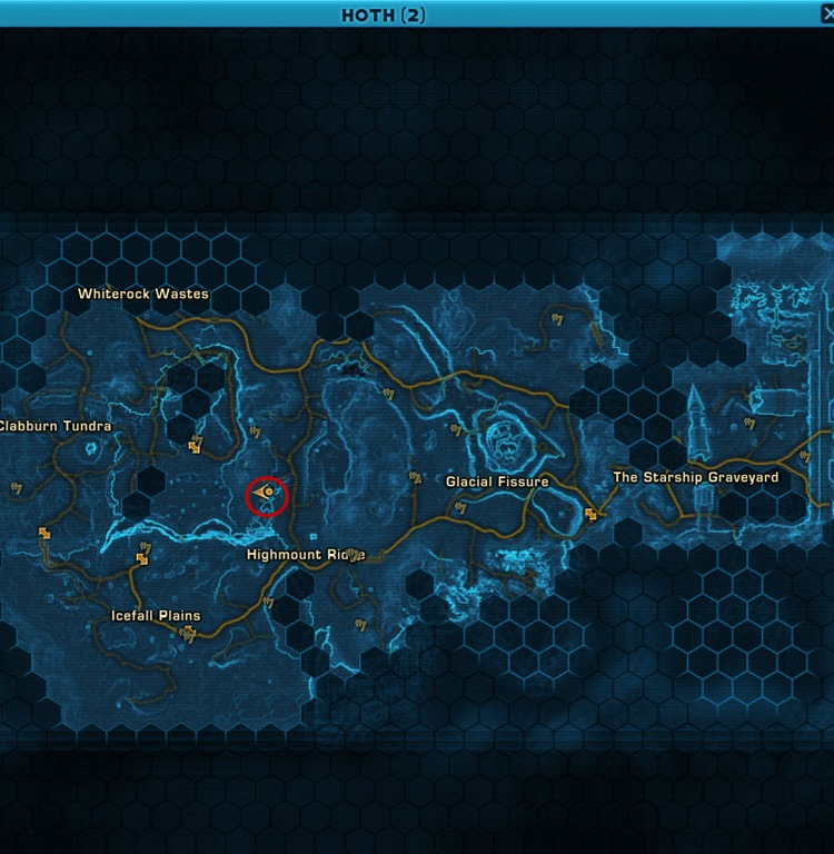 SWTOR Dreadseed and Star Forager armor locations guide  Dulfy