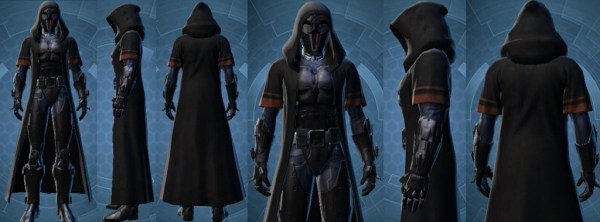 STAR WARS The Old Republic Humble Hero set is not Jedi