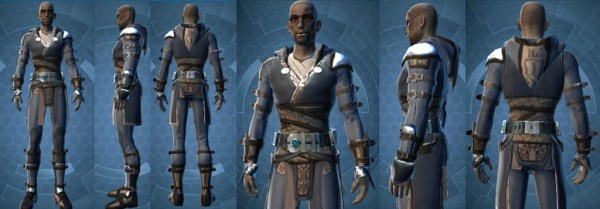 STAR WARS The Old Republic Oh the Aspiring Knight set