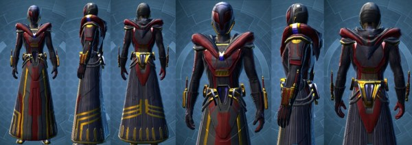 SWTOR Architects Stronghold Pack Preview Dulfy
