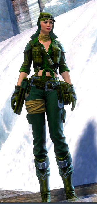 GW2 Jungle Explorer Outfit in Gemstore  Dulfy