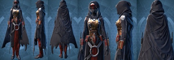 SWTOR Initiates and Pilgrims Shadow Pack Preview Dulfy