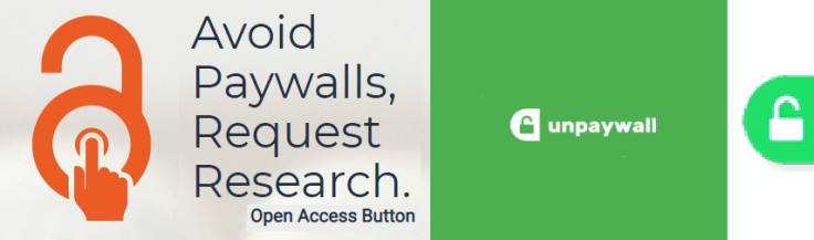 OA Button and Unpaywall