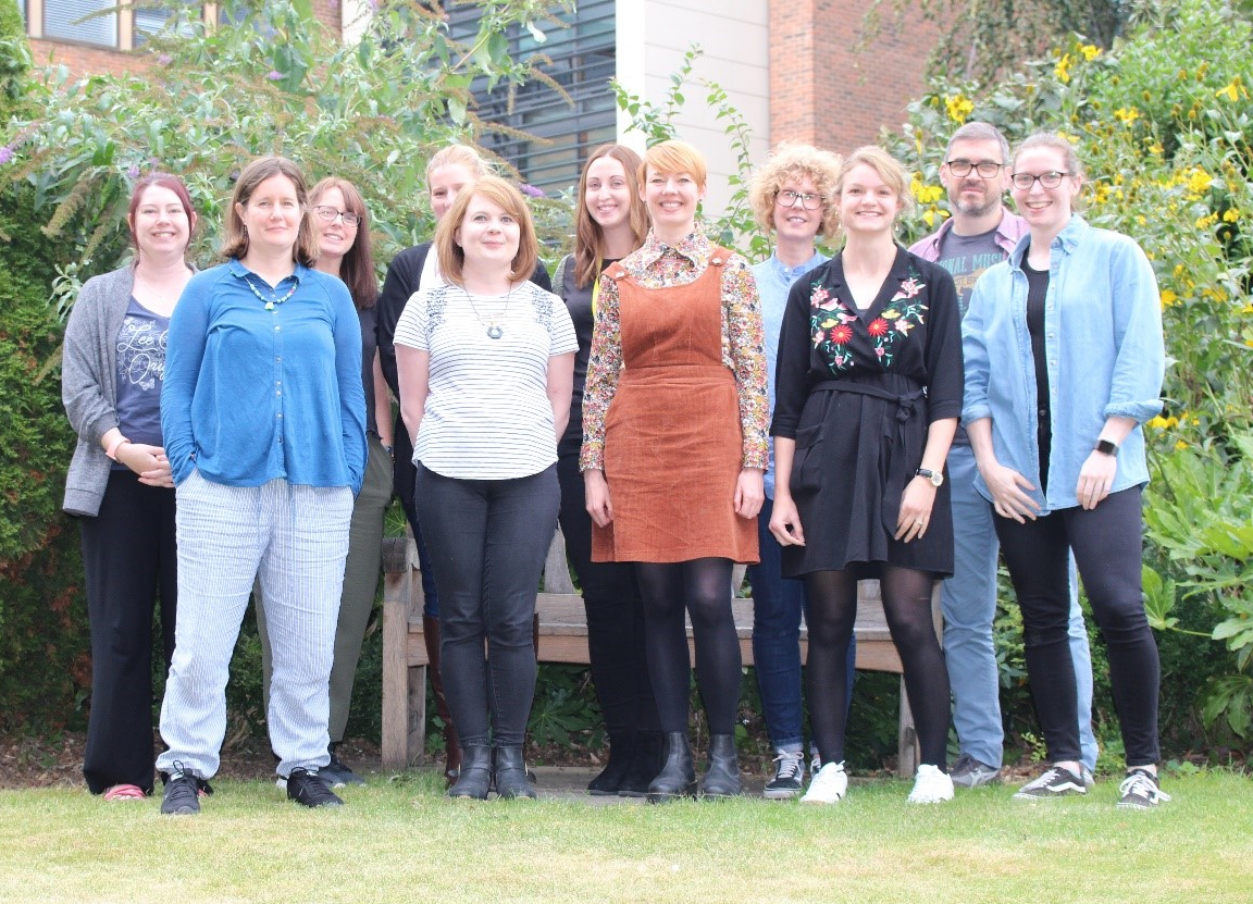 Northern Collaboration Conference Committee 2019: The seventh or eighth attempt at a group photograph….